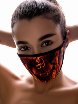 Mask Road to Hell